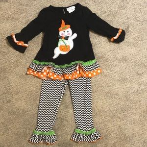 Emily Rose Halloween outfit girls size 3T